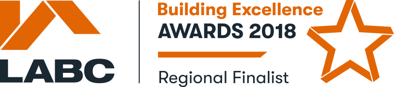 Local Authority Building Control Award Finalist 2018